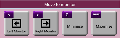 Move to Monitor